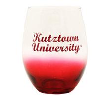 RFSJ 15 oz Colored Bottom Stemless Wine Glass