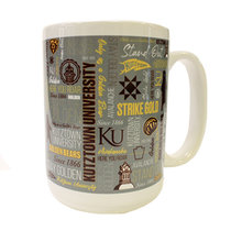 15 oz. Ceramic Mug with Sublimation
