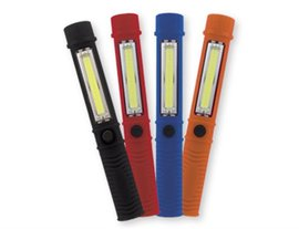FLASHLIGHT DUO BAM LED MAGNETIC WITH CLIP