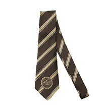 EAGLES WINGS WOVEN STRIPE TIE SEAL
