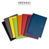 8.25X11.25 ECOQUA BLANK NOTEBOOK A4 38SHEET STAPLE BOUND ASSORTED COLORS
