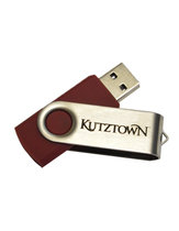 8GB Custom KU Flash Drive