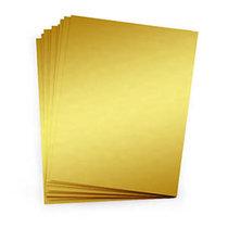 Chromolux Paper Sheet Gold