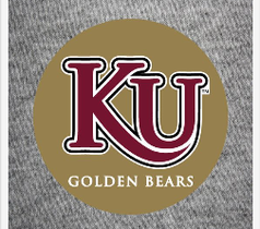 Gold Button KU Golden Bears