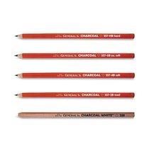 Generals Charcoal Pencil