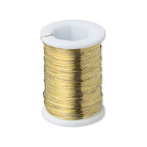 16GA GOLD MING WIRE 10YARDS