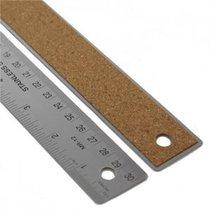 Metal Corkback Ruler