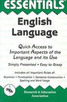 ESSENTIALS: ENGLISH LANGUAGE