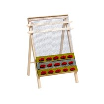 SCHOOL LOOM WITH STICK