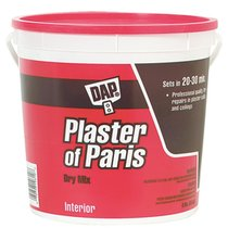 DAP Plaster of Paris 8lb Bucket