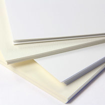 Letterhead Paper Dutch Felt White